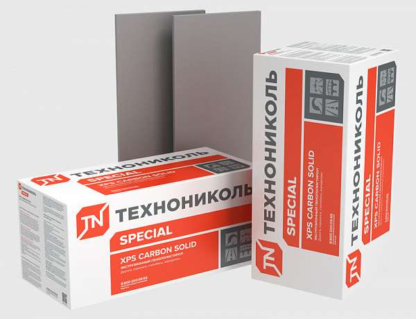 ТЕХНОНИКОЛЬ CARBON SOLID (type A)